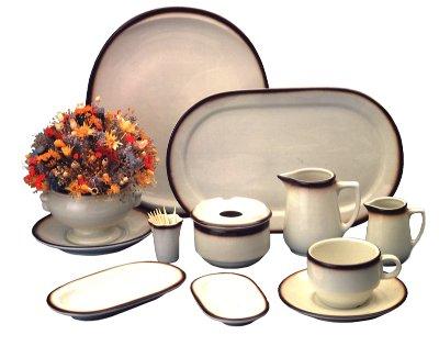Decoracion mueble sofa vajilla blanca cuadrada for Vajillas modernas online